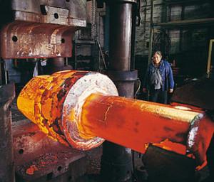 Open Die Forging Metal
