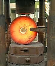Hot Open Die Forging